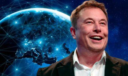 Илон Маск отправил первое сообщение через собственный спутниковый интернет Starlink