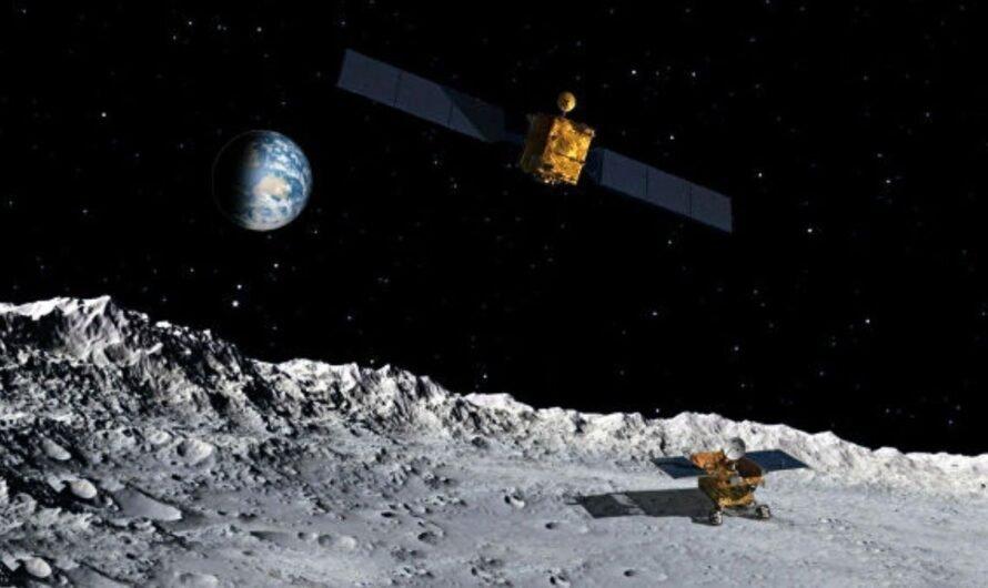 Китайский лунный аппарат «Чанъэ-4» готовится к посадке