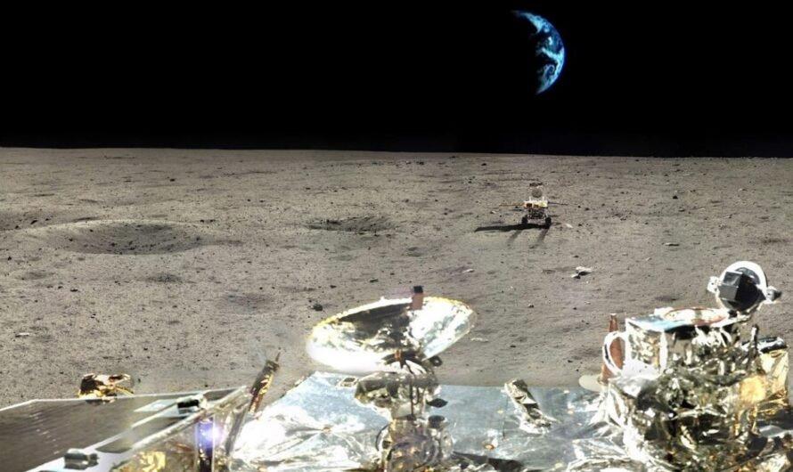 На обратной стороне Луны зафиксирована рекордно низкая ночная температура