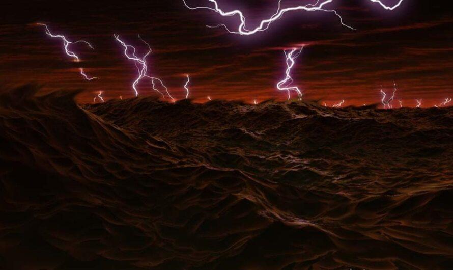 Доказано, что на Юпитере есть молнии