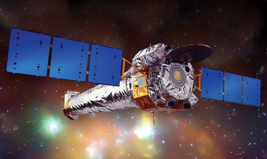 Космический телескоп NASA «Чандра» перешел в безопасный режим