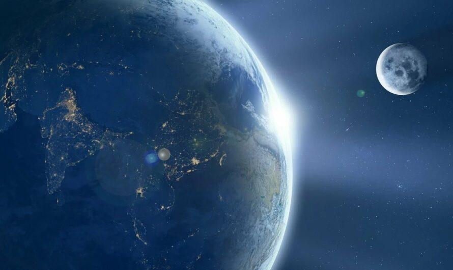 Как планета Земля получила свое название?