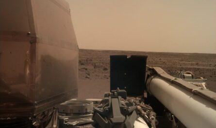 Миссия NASA InSight: аппарат готовится к сбору данных