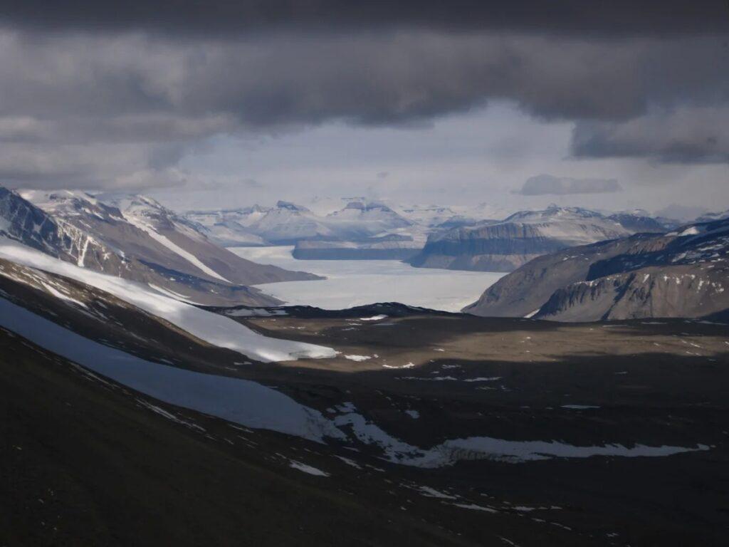 Самое сухое место на Земле находится в Антарктиде