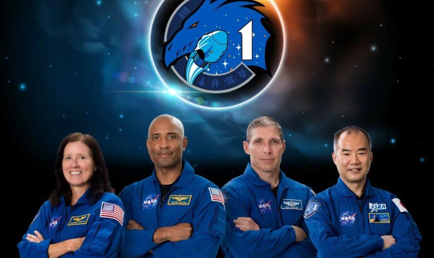 SpaceX Crew-1: состыковка с МКС и встреча экипажей