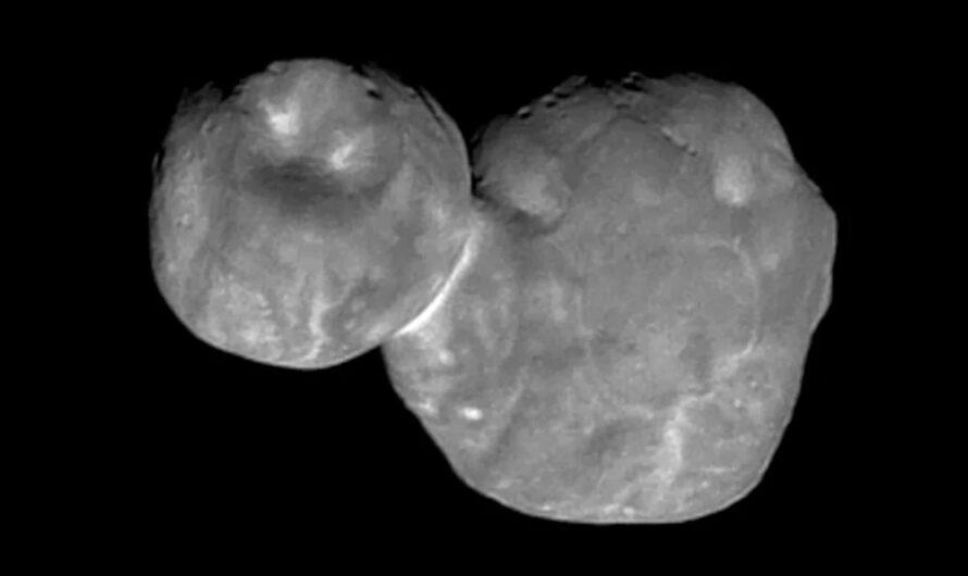 NASA «Новые горизонты»: получен самый детальный снимок Ультима Туле