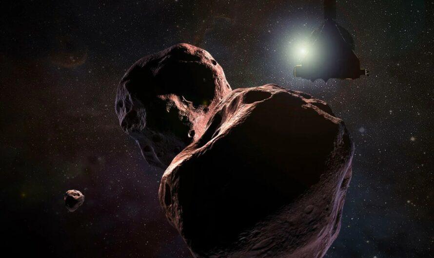 NASA «Новые горизонты»: первая анимация Ультима Туле