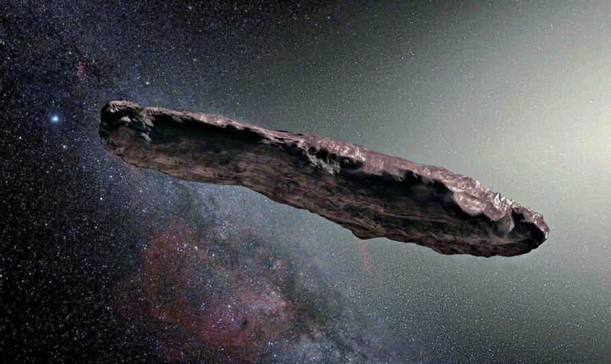 Межзвездный объект Оумуамуа: окончательное объяснение его происхождения