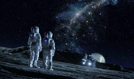"""NASA """"Артемида"""": выбраны 3 компании, которые доставят на Луну первое оборудование"""