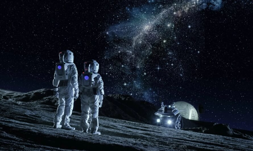NASA «Артемида»: выбраны 3 компании, которые доставят на Луну первое оборудование