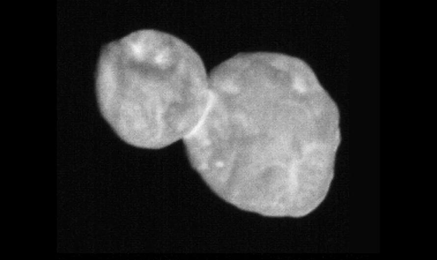 Обработан первый пакет данных об астероиде Ультима Туле