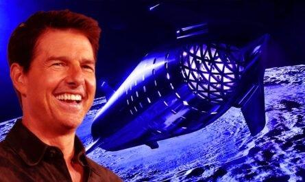 Илон Маск и Том Круз решили снять первый в истории боевик в космосе