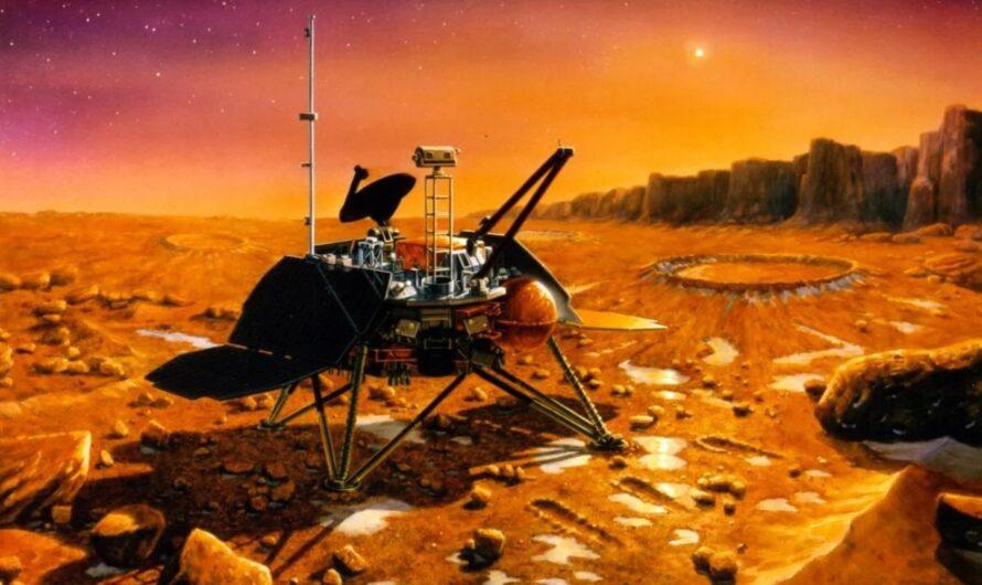 NASA пообещало раскрыть судьбу атмосферы Марса