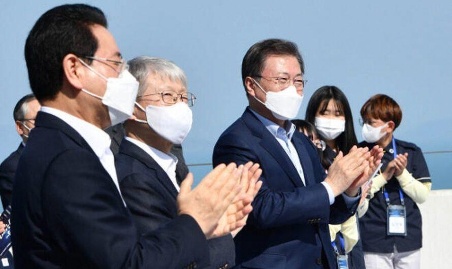 Южнокорейский президент пообещал высадиться на Луну к 2030 году