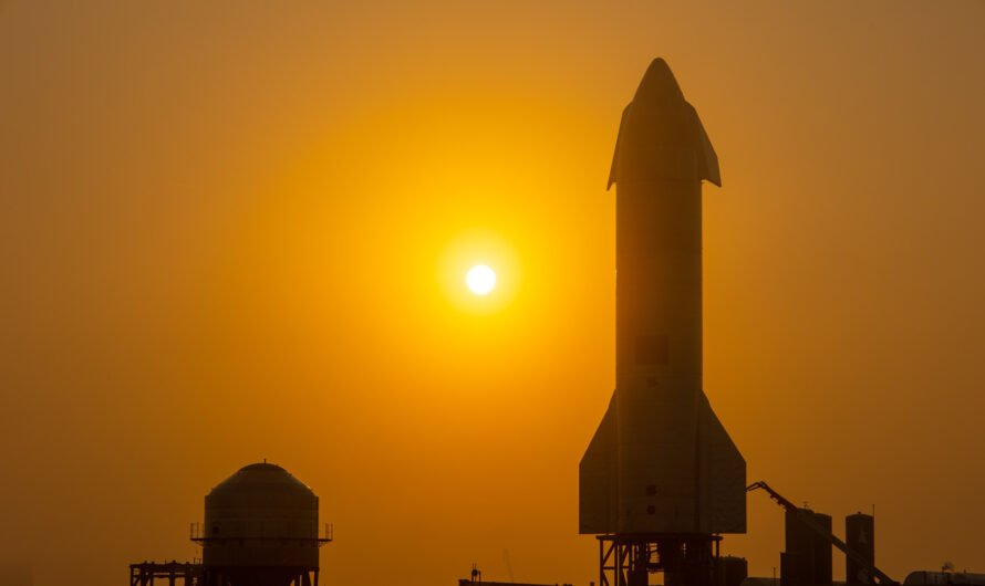 При запуске прототипа Starship SN10 будет опробована новая стратегия