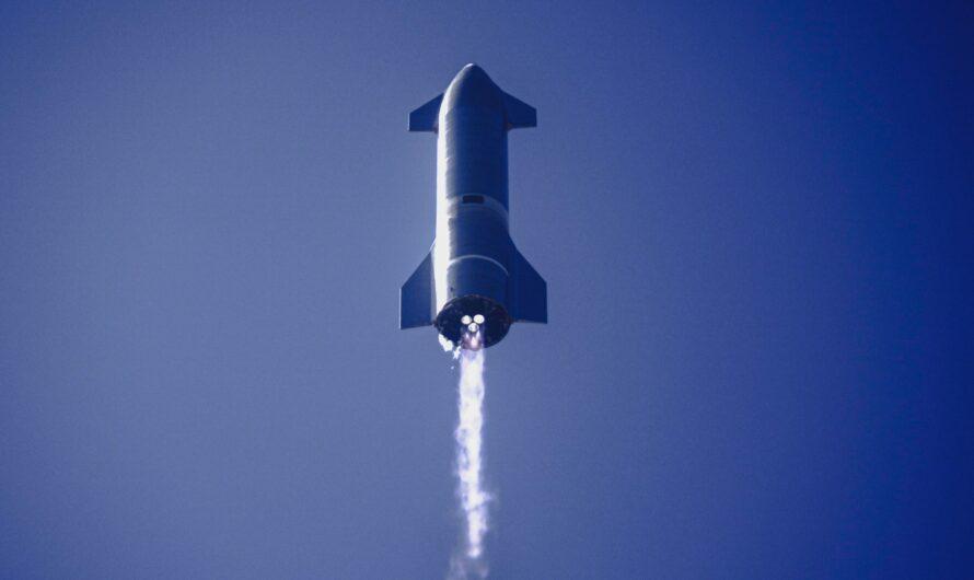 Запуск прототипа SpaceX Starship SN10: взлет, посадка, взрыв