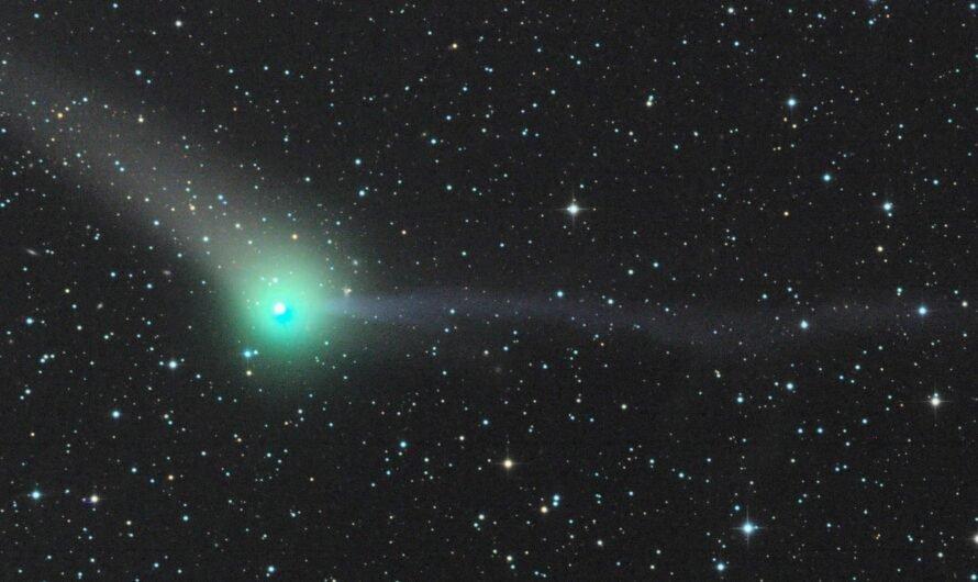 Вероятно, комета C/2012 K1 является межзвездной