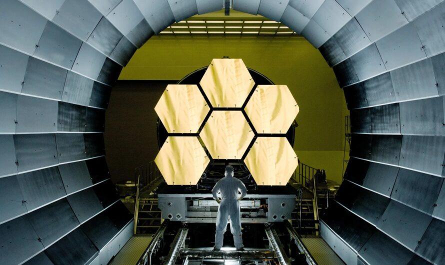 Телескоп NASA «Джеймс Уэбб» успешно прошел криогенные испытания