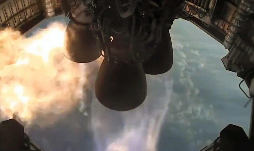 Прототип SpaceX Starship SN11 взорвался перед посадкой