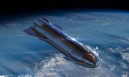 SpaceX планирует вывести Starship на орбиту уже в июле