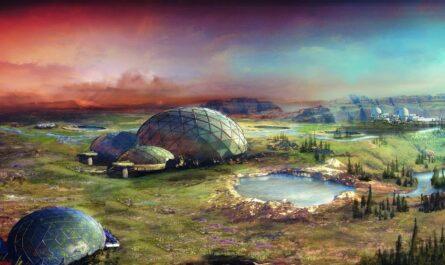 """Микробиологи предложили """"заразить"""" Марс жизнью"""