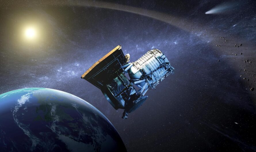Новый телескоп NASA WFIRST поможет открыть минимум 1400 экзопланет