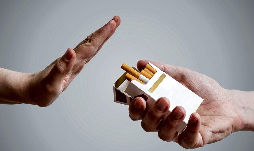 Создана «вакцина» от никотиновой зависимости