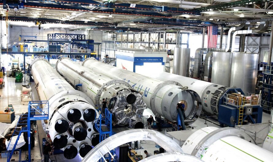 В США раскритиковали «Роскосмос» за нападки в адрес SpaceX