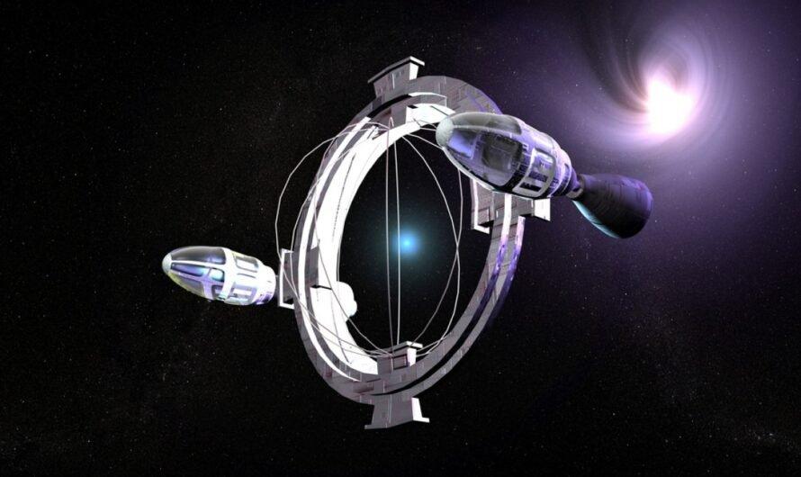Человечество приблизилось к созданию сверхсветового варп-двигателя