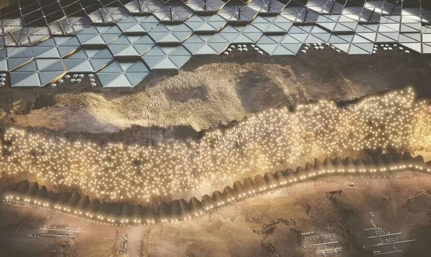 Архитектурная фирма ABIBOO обнародовала план по возведению города на Марсе