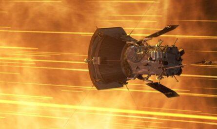 "Зонд NASA Parker Solar Probe ""коснулся"" Солнца"