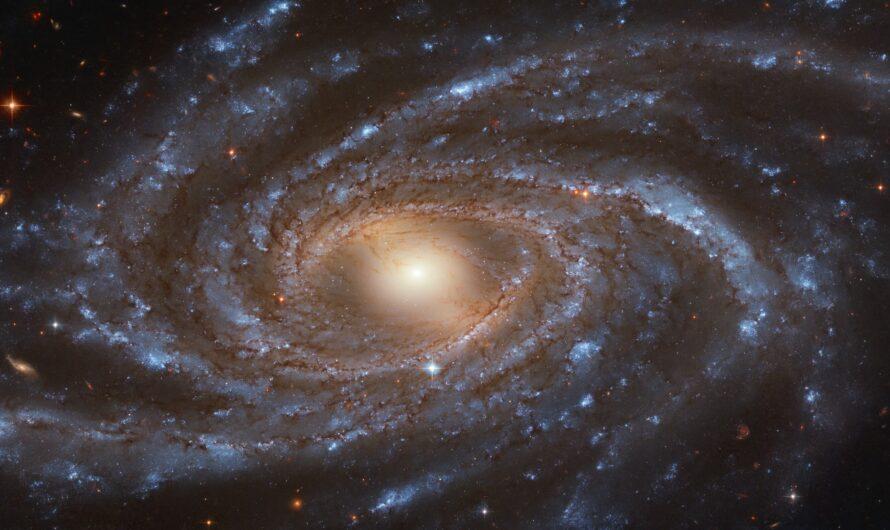 «Хаббл» прислал невероятный снимок галактики NGC 2336
