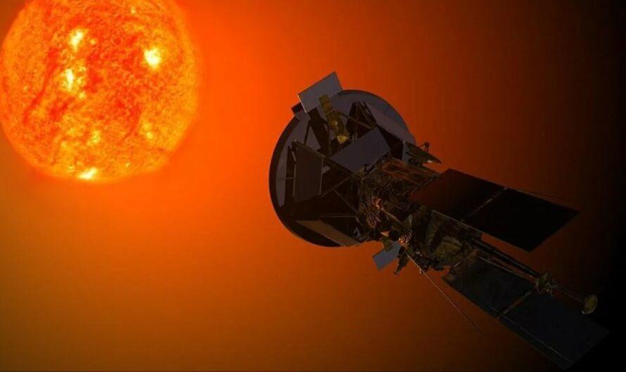 Зонд NASA Parker Solar Probe запечатлел солнечный ветер