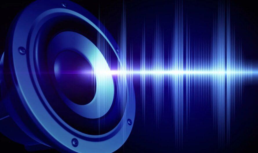 Звук обладает антигравитационными свойствами