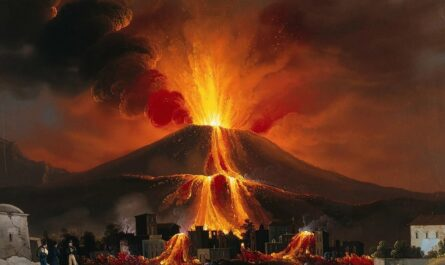 Топ-3 самых опасных вулканов мира