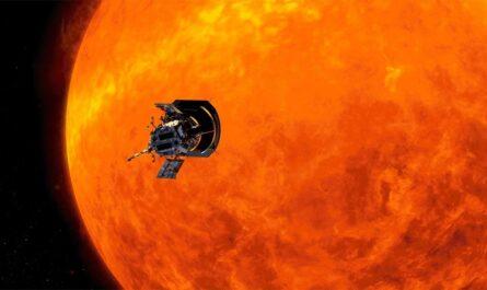 Зонд NASA Parker Solar Probe осуществил второе сближение с Солнцем