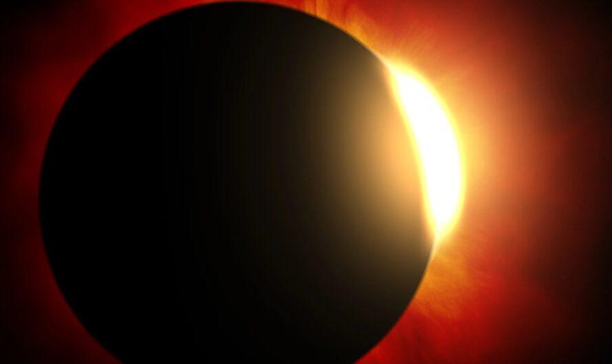 Когда ждать ближайшее солнечное затмение в 2021 году?