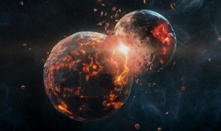 Куски планеты, похороненные в недрах Земли, в миллионы раз больше Эвереста