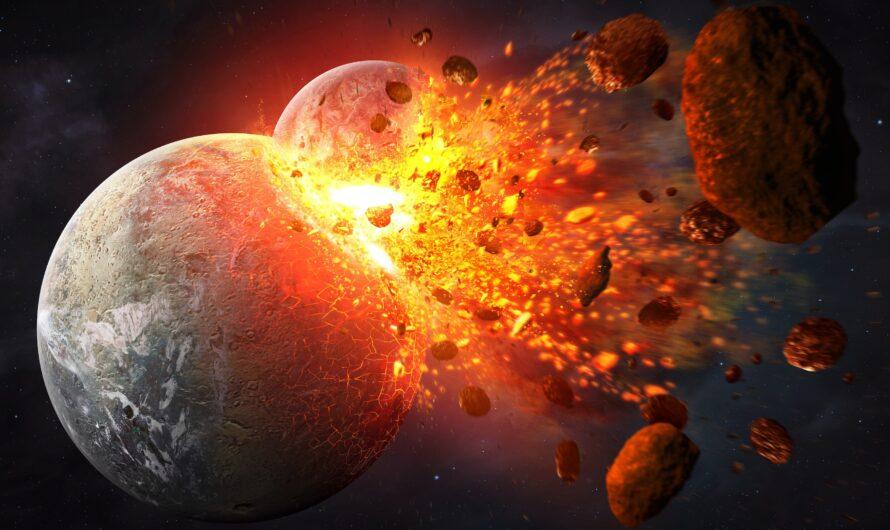 Окончательная теория происхождения Луны