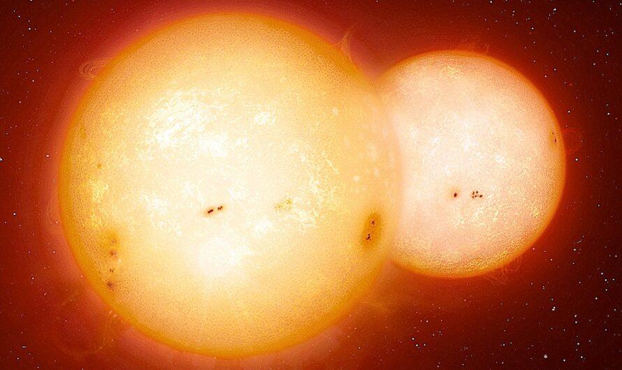Около 70 000 лет назад Солнечную систему «навещала» другая звезда