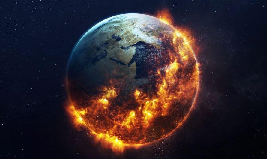 Глобальное потепление буквально меняет наклон Земли