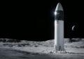 NASA заключило контракт со SpaceX на создание корабля для высадки астронавтов на Луну