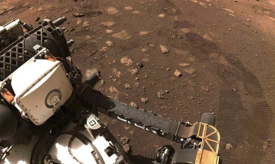 Ровер NASA Perseverance добыл кислород из атмосферы Марса