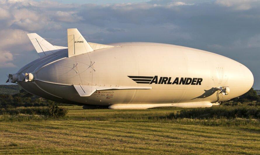 Для полетов на небольшие расстояния самолеты заменят дирижаблями британской компании Hybrid Air Vehicles