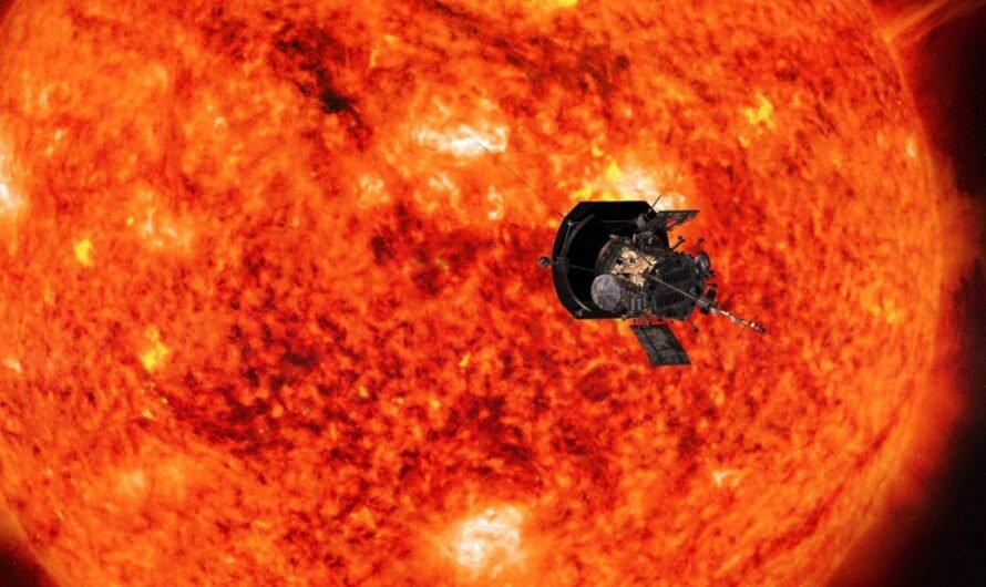 Зонд NASA Parker Solar Probe «коснулся» внешнего слоя атмосферы Солнца
