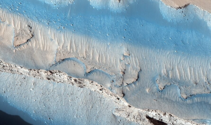На Марсе все еще могут быть действующие вулканы
