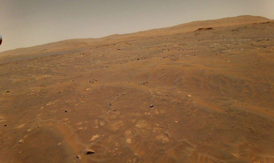 Во время шестого полета марсианского вертолета NASA Ingenuity произошел сбой