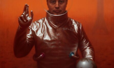 Имя Илона Маска упоминается в старом романе о колонизации Марсе