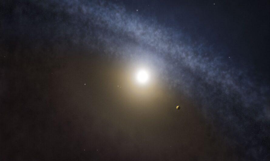 Астрономы наблюдают за рождением планет больше Юпитера