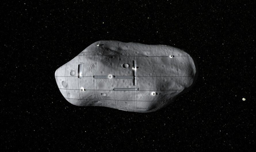 NASA планирует искать полезные ископаемые на астероидах